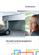 Brochure Normstahl - Sectionale garagedeuren-2014