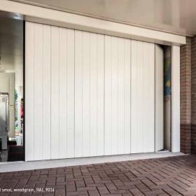 Novoferm Zijwaartse Sectionaaldeur 3 - Van IJperen Garagedeuren