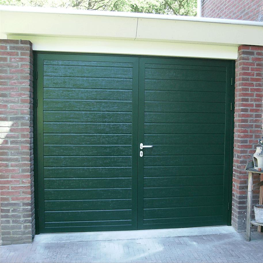 novoferm assortiment - duoport - van ijperen garagedeuren