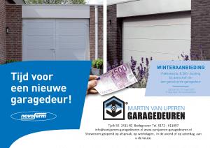Winteractie 2019 garagedeuren