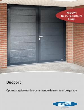 Brochure Novoferm Duoport